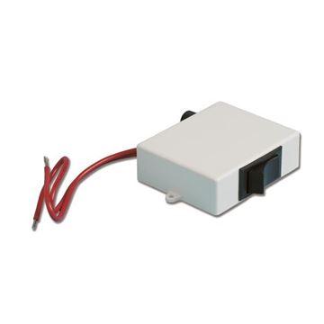 Imagen de Botón para inodoro eléctrico