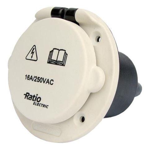 Imagen de Nicho para conector 220 V