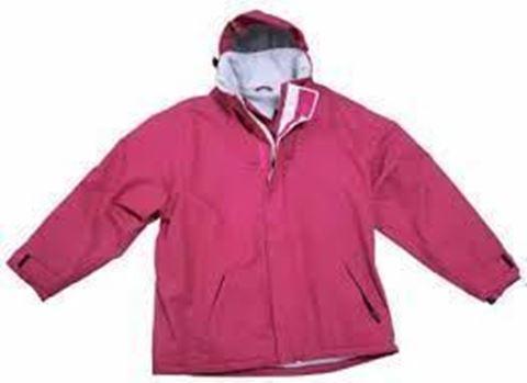 """Imagen de Campera """"Skipper Jacket"""" Roja XXL"""