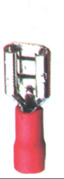 Imagen de Terminal desconector Rojo