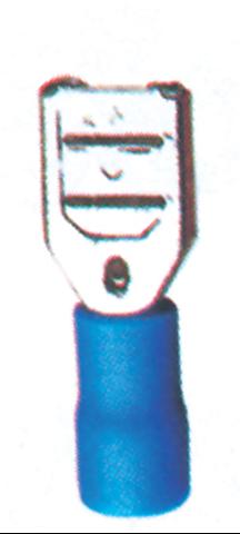 Imagen de Terminal desconector Azul