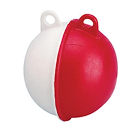 Imagen de Boya blanca y roja  de 13cm