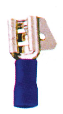 Imagen de Terminal mixta azul