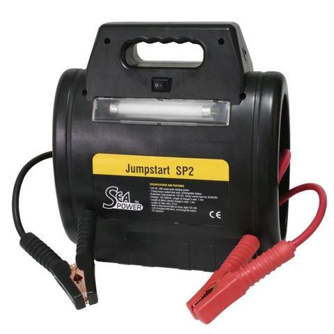 Imagen de Arrancador de baterías