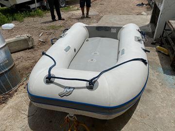 Imagen de Bote inflable Quicksilver 270 Air Deck