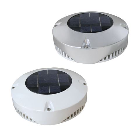 Imagen de Ventilador solar 24Hs
