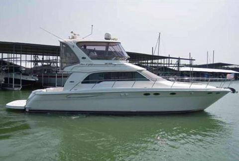 Imagen de Sea Ray 48' Sedan Bridge