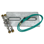 Imagen de Ánodo planchuela para popa de aluminio