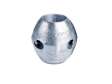 Imagen de Ánodo de zinc para eje en milímetros