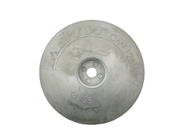 Imagen de Ánodo botón para timón de zinc