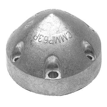 Imagen de Ánodo cono de zinc para hélice 83mm