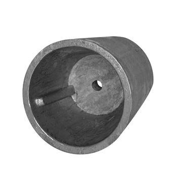 Imagen de Ánodo de repuesto para tuerca de hélice para Beneteau 35mm