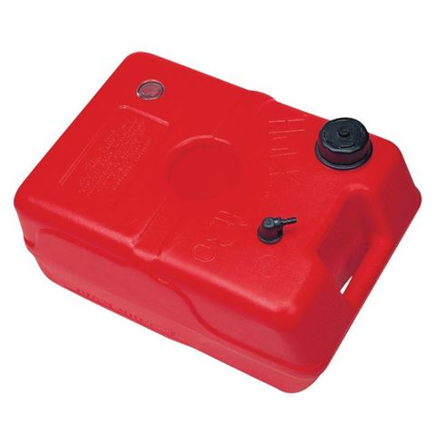 Imagen de Tanque portátil para combustible de 22 lts