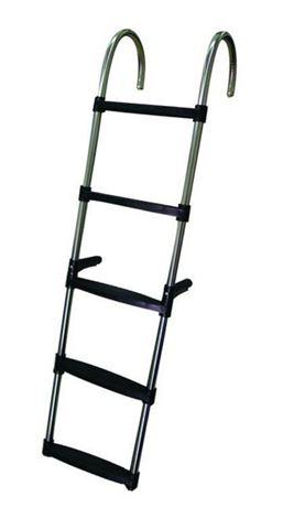Imagen de Escalera de inox con 5 escalones